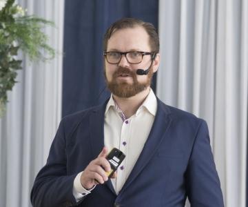 Olli Tolkki: haigla peab olema lihtne ja ligipääsetav nagu lennujaam