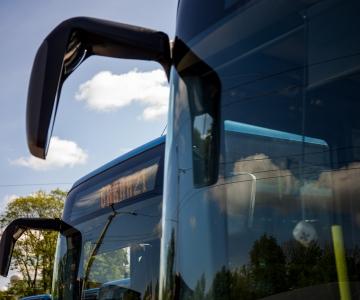 Muudatused Harjumaa bussliikluses Autovabal päeval