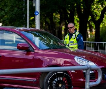 Politsei tabas ööpäevaga kaheksa joobes sõidukijuhti