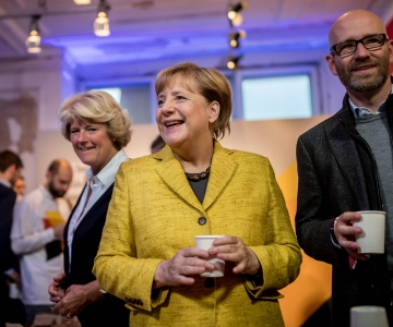 Merkel teeb viimase katse jõuda kõhklevate valijateni