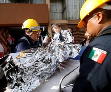 Mehhikot tabas taas maavärin