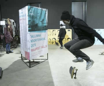 VAATA ISE: Tallinnasse tuleb kolm spordilinnakut