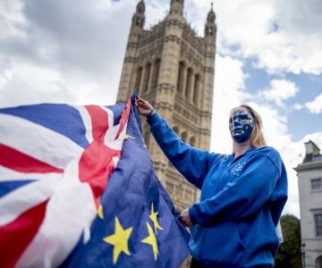 OECD: Brexiti peatamine annaks Briti majandusele positiivse tõuke