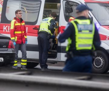 Kaheksas raskemas liiklusõnnetuses sai viga 17 inimest