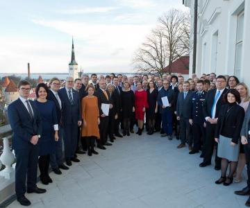 Ratas tänas eesistumise partnereid: ehitasime uusi sildu