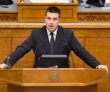 VAATA OTSE! Jüri Ratas vastab riigikogu arupärimistele teaduse, digivaldkonna ja korruptsiooni kohta