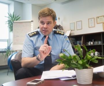 Helsingi ja Tallinn vahetavad päevaks politsei juhti