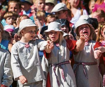Eesti 100. sünnipäev toob lasteaedadele mänguväljakud