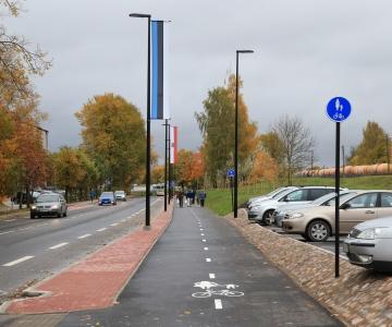 Kristiine linnaosa saab kolm uut tänavat