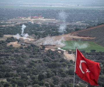 Türgi väed tungisid Süüriasse, Prantsusmaa kutsub sõjategevust lõpetama