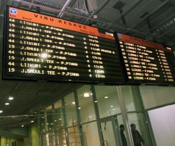 Liiklusprofessor: Tallinna peaks looma transporditerminalide võrgustiku