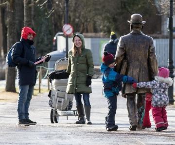 95% PEAB HEAKS ELUPAIGAKS: Tallinlased jäävad oma kodulinnaga rohkem rahule kui inimesed Helsingis