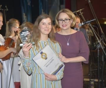 Lasnamäe preemia pälvisid Maria Derlõš ja Roald Johannson