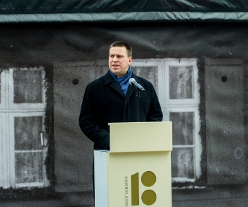 FOTOD! PEAMINISTER EV SÜNNIPÄEVANÄDALA AVAKÕNES: Hingetasandil on kõik Eestimaa inimesed sarnased