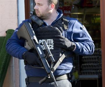 Belgia politsei sulges julgeolekuohu tõttu ligipääsu osale Brüsselist