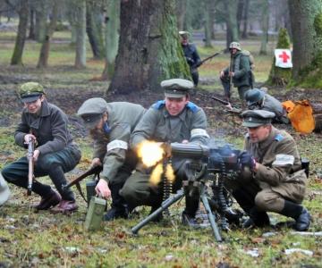 PÕNEV: Tule vaata Viimsis vabadussõja lahingut!