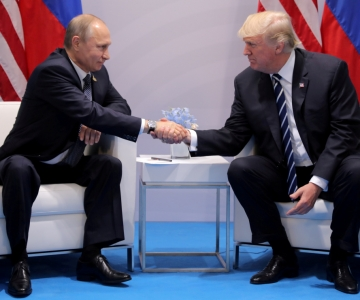 USA meedia andmetel eiras Trump Putinit õnnitledes nõunike soovitusi