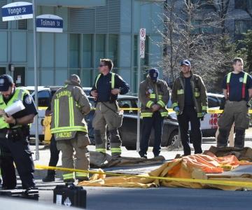 Torontos rahvast ramminud kaubikujuht tappis kümme inimest