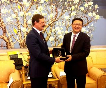 VIDEO! Tallinn ja Peking sõlmisid koostööleppe