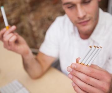 Suitsetajate hulk ameeriklaste seas on langenud rekordmadalale
