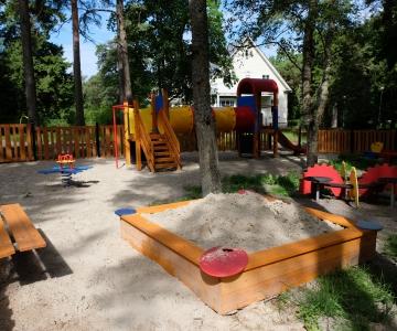 Tallinna kaasaegseim lasteaed muudab kasvatajate elu lihtsamaks