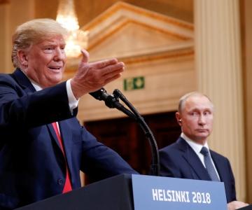Allikad: Putin pakkus Trumpile Donbassis rahvahääletust