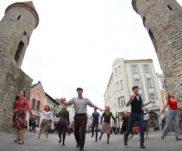 VIDEO! Vaata, milline näeb välja Tallinn läbi swingtantsu!