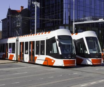 Tallinna tramm tähistab 130. sünnipäeva 24. augustil