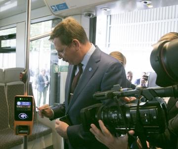 TALLINN NÄITAB SUUNDA: Viipemaksed teevad nii reisija kui ka juhi elu kergemaks