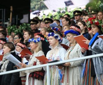 Ühislaulmine viib laulurõõmu üle maailma