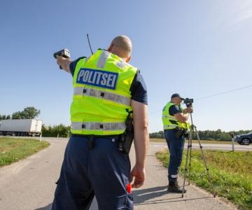 Politsei võtab uuel aastal kasutusele mobiilsed kiiruskaamerad