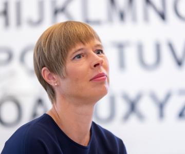 Kõlvart presidendile: Eestis kasvab tolerantsus vaenu õhutamise suhtes