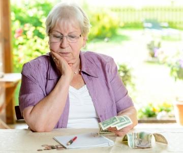 Keskmine pension tõuseb aprillist seitse protsenti