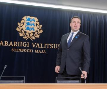 VIDEO! Peaminister: haigekassa saab juurde 40 miljonit eurot, kuid tulumaksuvaba miinimumi ülesanne on ka aidata elada tervislikumalt