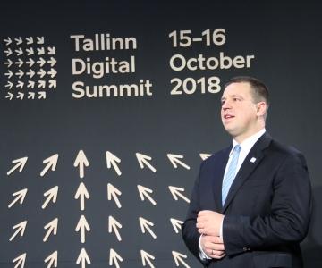 VIDEO! Jüri Ratas: nii era- kui ka avalik sektor liiguvad tehisintellekti poole