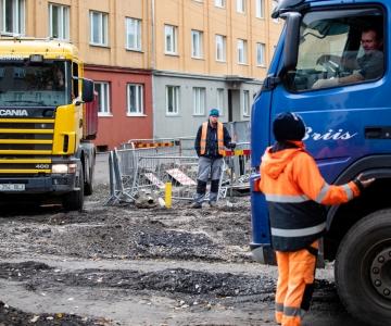 Juurdeveo tänava rekonstrueerimine parendab piirkonna liiklusohutust