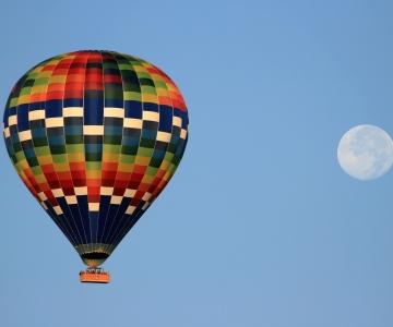 Kahele Tallinna koolinoorele terendab lend õhupalliga