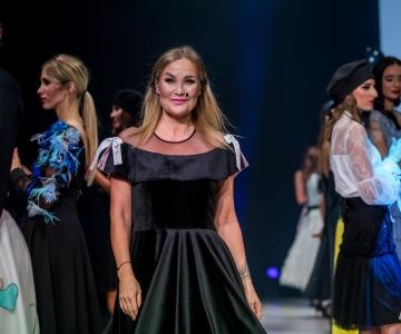 Tallinn Fashion Week kulmineerus särtsaka oranži ja soojade sügistoonide saatel