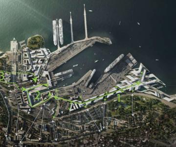 OTSE: Kuidas luua Admiraliteedi basseini, merepromenaadi ja Reidi tee vahele hea ühisruum?