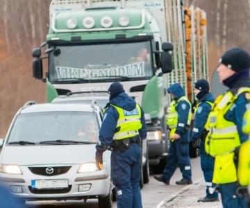 RIIGIKONTROLL: Politseinike arvu vähenemine seab kahtluse alla politsei töövõime