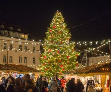 22 TUHAT TULUKEST: Kell 17 lööb särama Tallinna jõulukuusk