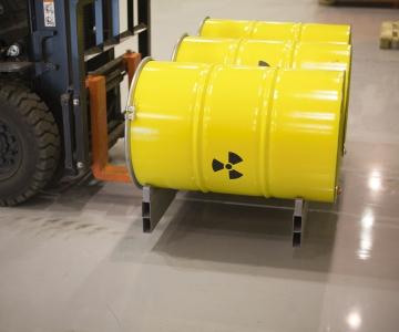 Silmeti eksomanik jättis maha radioaktiivseid tootmisjääke