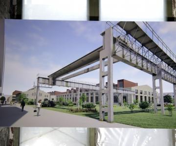 FOTOD ja VIDEO! Krulli tehase alale kerkib põnev elurajoon