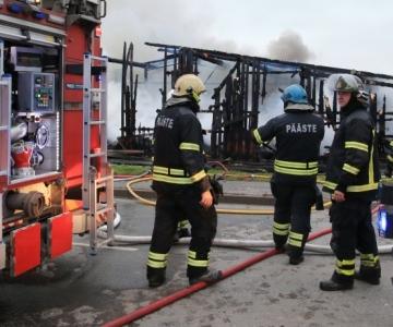 Päästjaid usaldab 94 protsenti Eesti elanikest