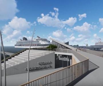 VIDEO: Milline saab olema Tallinna uus kruiisiterminal?