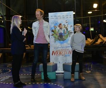 """Ilmus Kaspar Jancise lasteraamatu uustrükk """"Kapten Morten lollide laeval"""""""