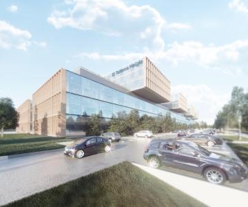 OTSE KELL 13: Millal valmib Tallinna Haigla?