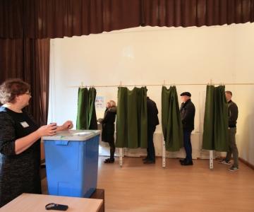 Täna algas elektrooniline hääletamine ja eelhääletamine