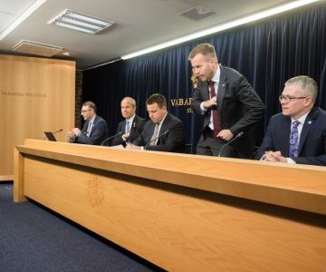 VIDEO! Ratas: rahapesul pole Eestis kohta