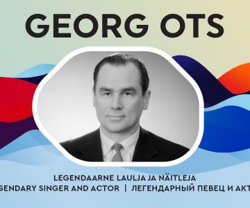 Georg Ots saab omanimelise trammi